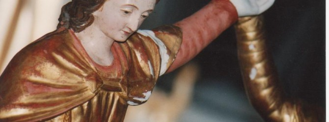 Restauro statue