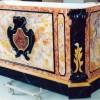 Leggio e altare