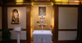 Cappella delle Sorelle del Sacro Volto