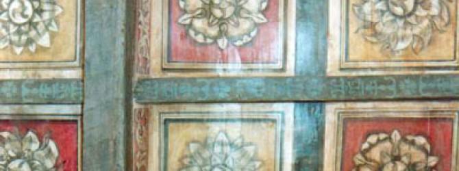 Restauro decorazioni