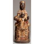 Maria regina nera