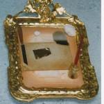 Specchiera - doratura - 2